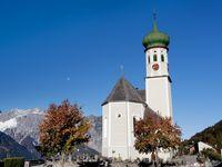Urlaub Reisen  Österreich Vorarlberg Bartholomäberg