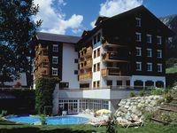 Urlaub Reisen  Österreich Vorarlberg Gaschurn Posthotel Rössle