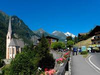 Urlaub Reisen  Österreich Kärnten Heiligenblut