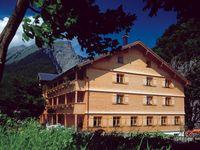 Urlaub Reisen  Österreich Vorarlberg Au Hotel Rössle