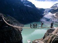 Urlaub Reisen  Schweiz Berner Oberland Meiringen