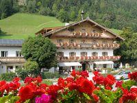 Urlaub Reisen  Österreich Tirol Wildschönau Landgasthof Dorferwirt