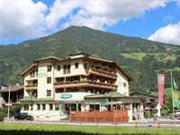 Urlaub Reisen  Österreich Tirol Kaltenbach Hotel Alpina