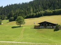 Urlaub Reisen  Österreich Tirol Söll Berggasthof Bavaria