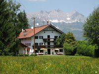 Urlaub Reisen  Österreich Tirol Kitzbühel Pension Thainerhof