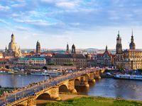 Urlaub Reisen  Deutschland Sachsen Dresden (Städtereise)