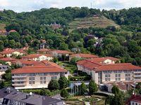 Urlaub Reisen  Deutschland Sachsen Dresden (Städtereise) Radisson Blu Park Hotel