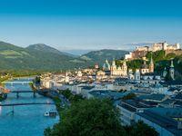 Urlaub Reisen  Österreich Salzburger Land Salzburg (Städtereise)