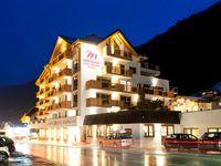 Urlaub Reisen  Österreich Tirol See im Paznauntal Wellnesshotel Mallaun