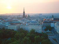 Urlaub Reisen  Österreich Niederösterreich Wien (Städtereise)