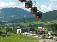 Urlaub Reisen  Österreich Tirol Fieberbrunn Sport Hotel Fontana