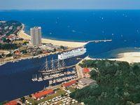 Urlaub Reisen  Deutschland Deutsche Küsten Travemünde Maritim Strandhotel Travemünde
