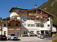 Urlaub Reisen  Österreich Tirol Mayrhofen Hotel St. Georg