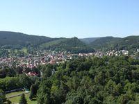 Urlaub Reisen  Deutschland Thüringen Friedrichroda