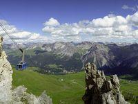 Urlaub Reisen  Schweiz Graubünden Arosa