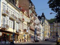 Urlaub Reisen  Tschechien Böhmen Marienbad