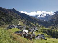 Urlaub Reisen  Österreich Tirol Obergurgl