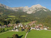 Urlaub Reisen  Österreich Tirol Scheffau