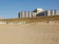 Urlaub Reisen  Niederlande Holländische Küste Zandvoort Hotel NH Zandvoort