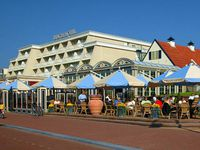 Urlaub Reisen  Niederlande Holländische Küste Noordwijk  Beach Hotel Noordwijk