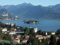 Urlaub Reisen  Italien Piemonte Stresa