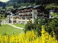 Urlaub Reisen  Österreich Tirol Königsleiten Hotel Königsleiten Vital-Alpin