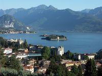 Urlaub Reisen  Italien Piemonte Stresa Hotel Brisino