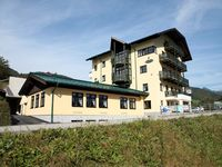 Urlaub Reisen  Österreich Oberösterreich St. Wolfgang Hotel Bürglstein