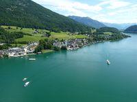 Urlaub Reisen  Österreich Oberösterreich St. Wolfgang