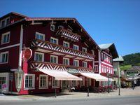 Urlaub Reisen  Österreich Salzburger Land Abtenau Hotel Der Abtenauer