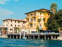Urlaub Reisen  Italien Venetien Malcesine Hotel Malcesine