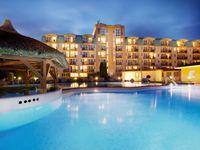 Urlaub Reisen  Ungarn Zala Héviz Hotel Europa fit