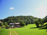Urlaub Reisen  Österreich Tirol Kufstein Berghotel Hinterduxerhof