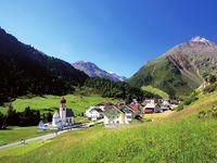 Urlaub Reisen  Österreich Tirol Vent