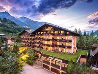 Urlaub Reisen  Österreich Salzburger Land Bad Gastein - Bad Hofgastein Hotel Alpina