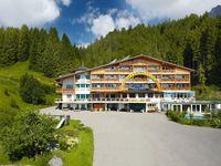 Urlaub Reisen  Österreich Tirol Reutte Panoramahotel Talhof