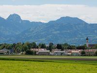 Urlaub Reisen  Deutschland Bayern Bad Aibling