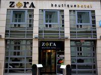 Urlaub Reisen  Ungarn Mittelungarn Budapest (Städtereise) Boutique Hotel Zara Budapest