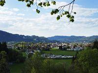 Urlaub Reisen  Österreich Tirol Reutte Hotel Goldene Rose