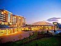 Urlaub Reisen  Ungarn Mittelungarn Budapest (Städtereise) Hotel Aquaworld Budapest