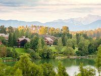 Urlaub Reisen  Österreich Kärnten Feldkirchen (Maltschacher See) Feriendorf Campiente Maltschacher See