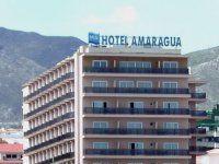 Urlaub Reisen  Spanien Festland Torremolinos Hotel Amaragua