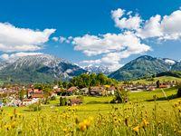 Urlaub Reisen  Deutschland Bayern Ruhpolding