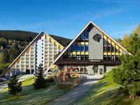 Urlaub Reisen  Tschechien Riesengebirge Spindlermühle Clarion Hotel Spindleruv Mlyn
