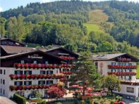 Urlaub Reisen  Österreich Salzburger Land Zell am See Hotel St. Hubertushof