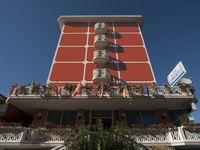 Urlaub Reisen  Italien Venetien Bibione Hotel Amburgo