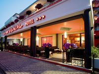 Urlaub Reisen  Italien Venetien Bibione Hotel Villa del Mar