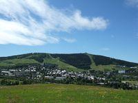 Urlaub Reisen  Deutschland Sachsen Oberwiesenthal