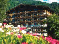 Urlaub Reisen  Österreich Salzburger Land Saalbach-Hinterglemm Hotel Glemmtalerhof