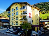 Urlaub Reisen  Österreich Salzburger Land Saalbach-Hinterglemm Hotel Almrausch